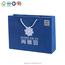 China Supplier Colorful Texture Paper T-Shirt Bag Design