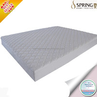 factory directly wholesale mattress protector/mattress topper/microfiber mattress pad