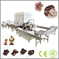 SMC-I/II/III Multi-function Stereo Decorating Chocolate Making Machine