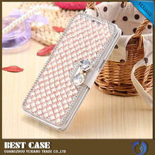 Newest 3D Phone Case for iPhone 4/5/5SE/5C Bow Bling Diamond Crystal Case Cover