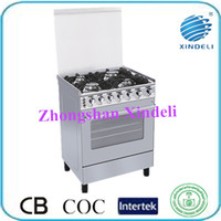 industrial electric oven gas stove 4 burners electric cooker range