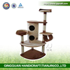 Wholesale Luxury Wood Style Cat House/ Cat Trees/ Cat Condo