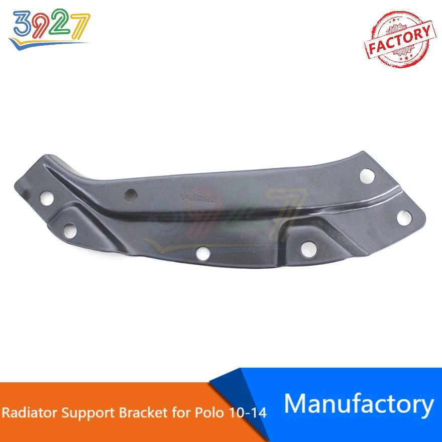 Auto Car Iron Radiator Support Bracket Mounting for VW Polo 2010 - 2014