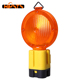 Traffic safety red beacon led flashing warning battery powered light