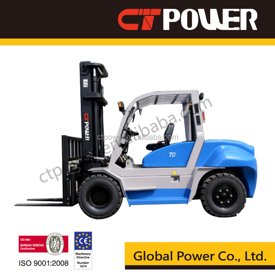 Toyota joint venture forklift truck diesel & gasoline & LPG with counter weight