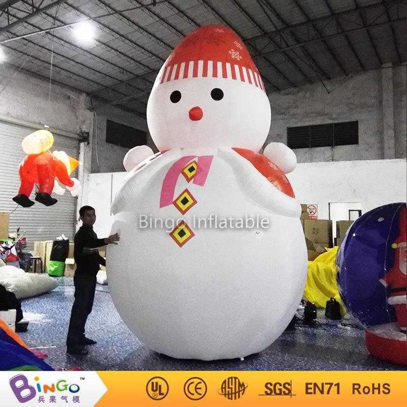 16ft. high inflatable snowman/Christmas decorations air blown factory direct sale