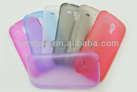 Ultra Thin Clear Transparent Plastic Hard Case for Samsung Galaxy S3 Mini i8190