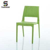 Cheap Plastic Pp Dining Chair Colorful