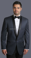 2015 Last design mens wedding suit fashion business suit