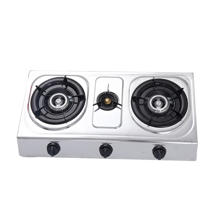 JX-7003F Factory Made Cheap Automatic Ignition Portable Tempered Gas Cooker,Biogas Stove