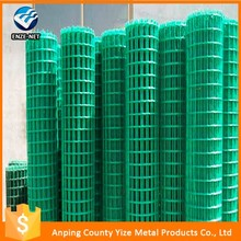 factory used fencing 4x4 pvc coated welded wire mesh