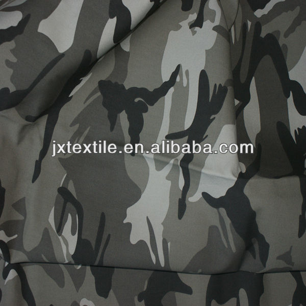 camouflage canvas fabric for military 21s/2*10s 72*40