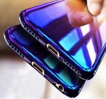 Gradual Change Case for iPhone SE/5/5S, Quality Soft Colourful Cover