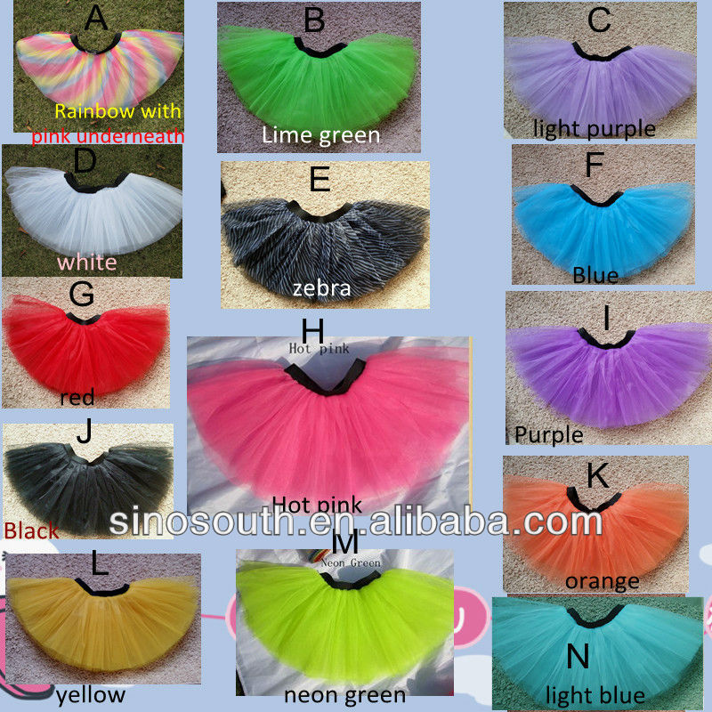 mini short plus size wholesale tulle fabric for cheap adult tutus