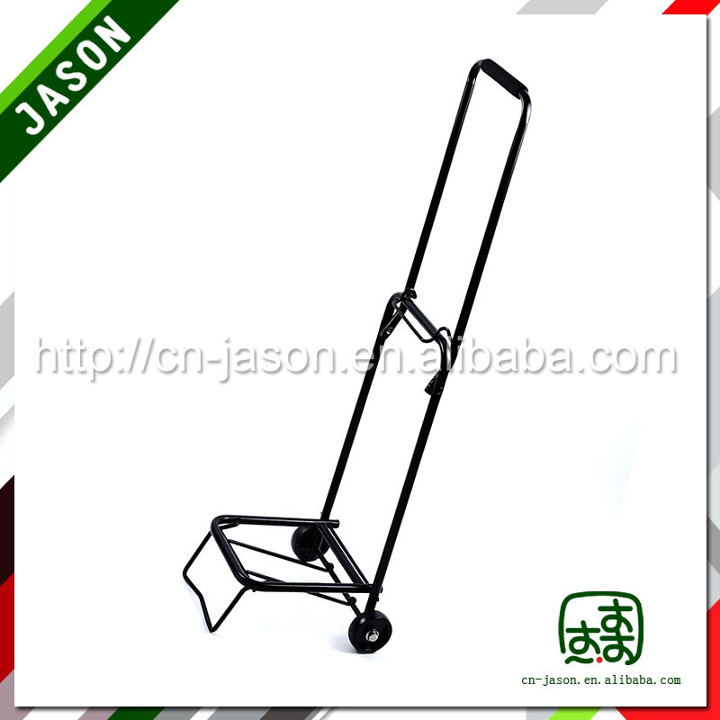 Pooyo powder coating lightweight luggage carts15ZP