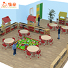 CE Approval early childhood wooden Furniture for Classroom