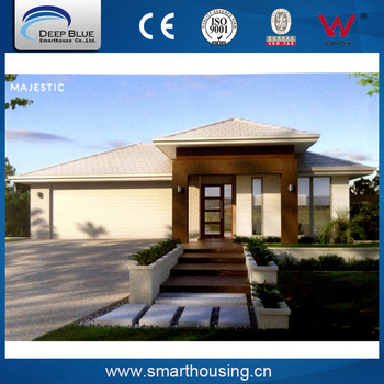 Environmental materials of prefabricated house
