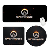 Custom Printed Overwatch Mousepad L XL