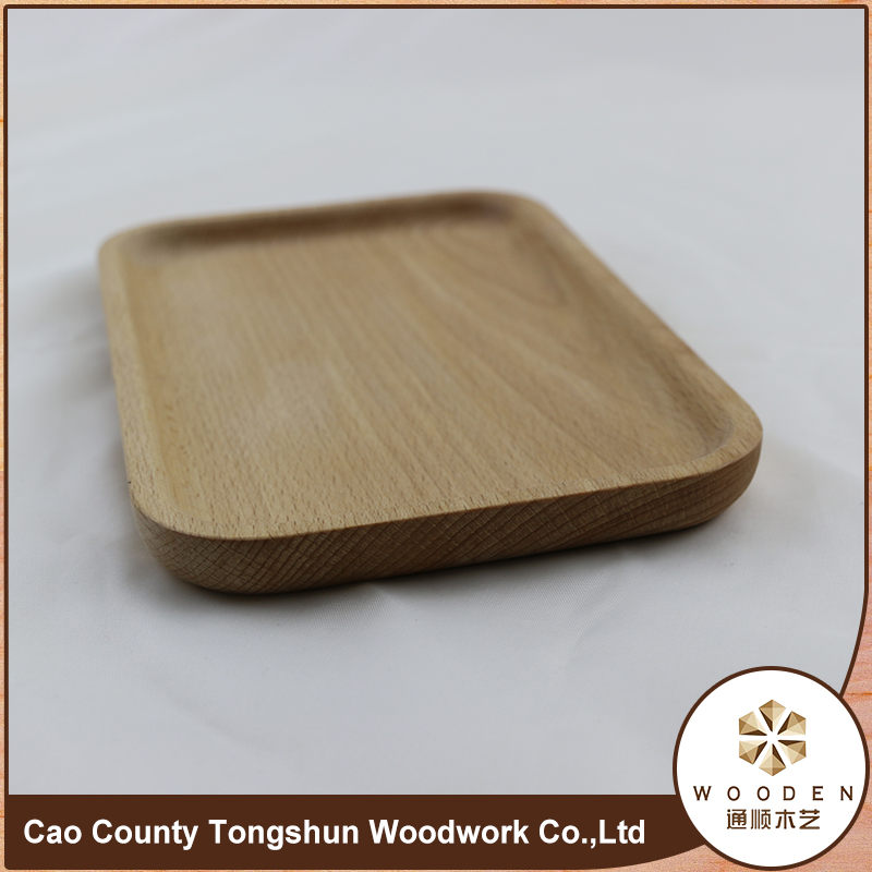 Bamboo Cheap wooden pizza serving tray