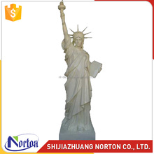 Large garden decor resin snow white garden statue of liberty NTRS-WS046A