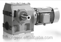 FS Helical Worm Gearbox Motor