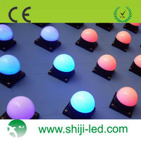 50mm led dmx pixel dome