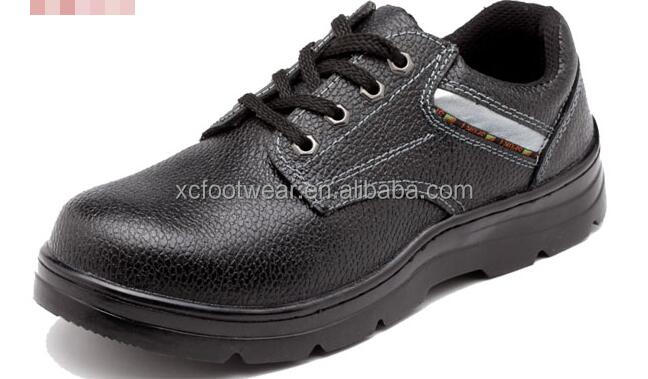 Genuine Leather Working Waterproof Executive Metal Free Safety Boots