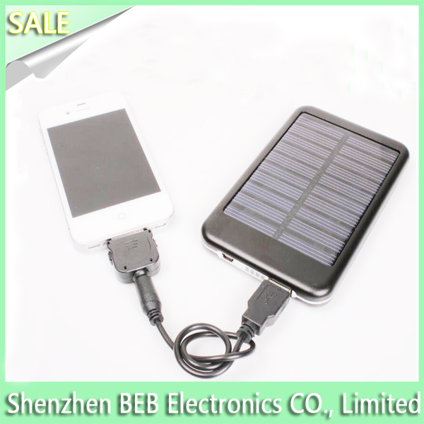 US's marketable 5000mah solar chargers for cell phones