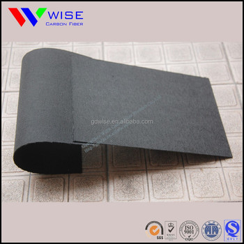 Carbon fiber drag washer sheet for fishing reel