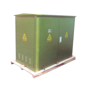Quality assurance Steel 1600kva padmounted transformer substation
