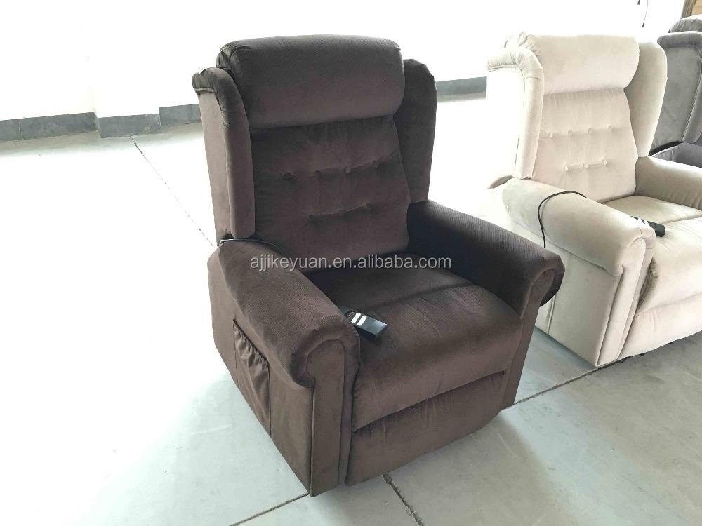 Jky 9007 de luxe haute qualit lectrique fauteuil inclinable avec double mot - Fauteuil inclinable electrique ...