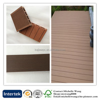 Hot sale Weather resistant wood plastic composite WPC composite wood, wood plastic composite board