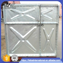 Galvanized Steel Water Tank Panels 4ft*4ft / Star Plate 1.22*1.22m for south africa client