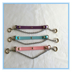 PU Leather Dog Pet Collars Necklaces for Small Dog Cat Puppy Cute