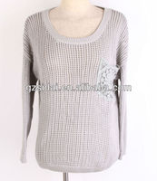 2013 New fashion lady casual sweater