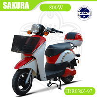 eec approval 48v 800w new model electric scooter