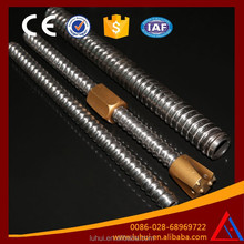 construction SDA hollow drilling rock anchor bolts & reinforcing steel bars