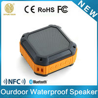 portable wireless outdoor handfree NFC bluetooth docking station with speaker
