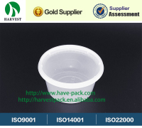 PP 12oz 350ml disposable bowl - food container plastic pp Cup-QH12