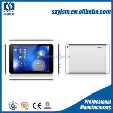 High quality cdma gsm 3g tablet pc with G-sensor, gps, Webcams, Wifi function