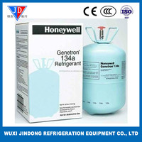 R134A refrigerant gas environment friendly refrigerant gas 30LB