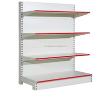 hottest sale Supermarket Racking Steel Gondola/Supermarket Display Shelves/Collapsible Display Shelf