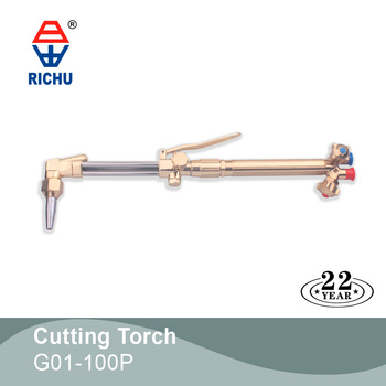Cutting Torch used oxygen acetylene/LPG gas