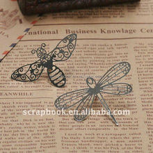Insect decorative craft brad for hot selling