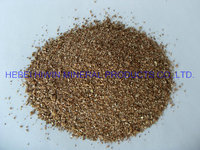 Expande vermiculite for greenhouse pipes