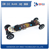 36V 11Ah Off Road Electric Skateboard Four Wheel Scooter With Dual motor