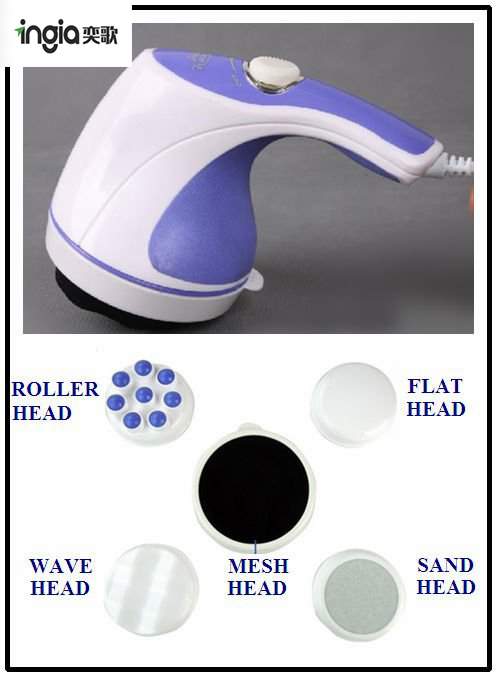 Relax and Tone Massager Body Massager Machine Relax & Spin Tone