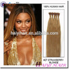 Hot Beauty New Best Selling 100% Human Hair I Tip Hair Extension