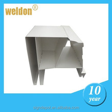 WELDON motorcycle metal tail box by manufacture for sale with high quality