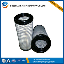 polyester flame retardant material dust collector air filter cartridge